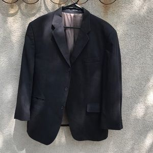 mens Calvin Klein suit jacket